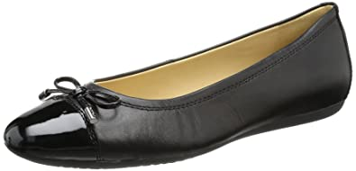 40ac2a6619f1 Geox Women s D Lola Flats  Amazon.co.uk  Shoes   Bags