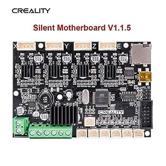 Sovol Creality V1.1.5 Placas base silenciosa Driver TMC2208 ...