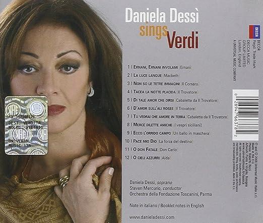 Daniela Dessi (1957-2016) 71o6nw09nwL._SX522_