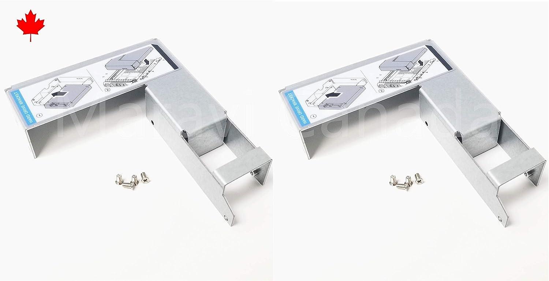 """Dell 9w8c4 Y004G 3.5/"""" to 2.5/"""" Adapter Tray Caddy for x7k8w F238F KG1CH 651314"""
