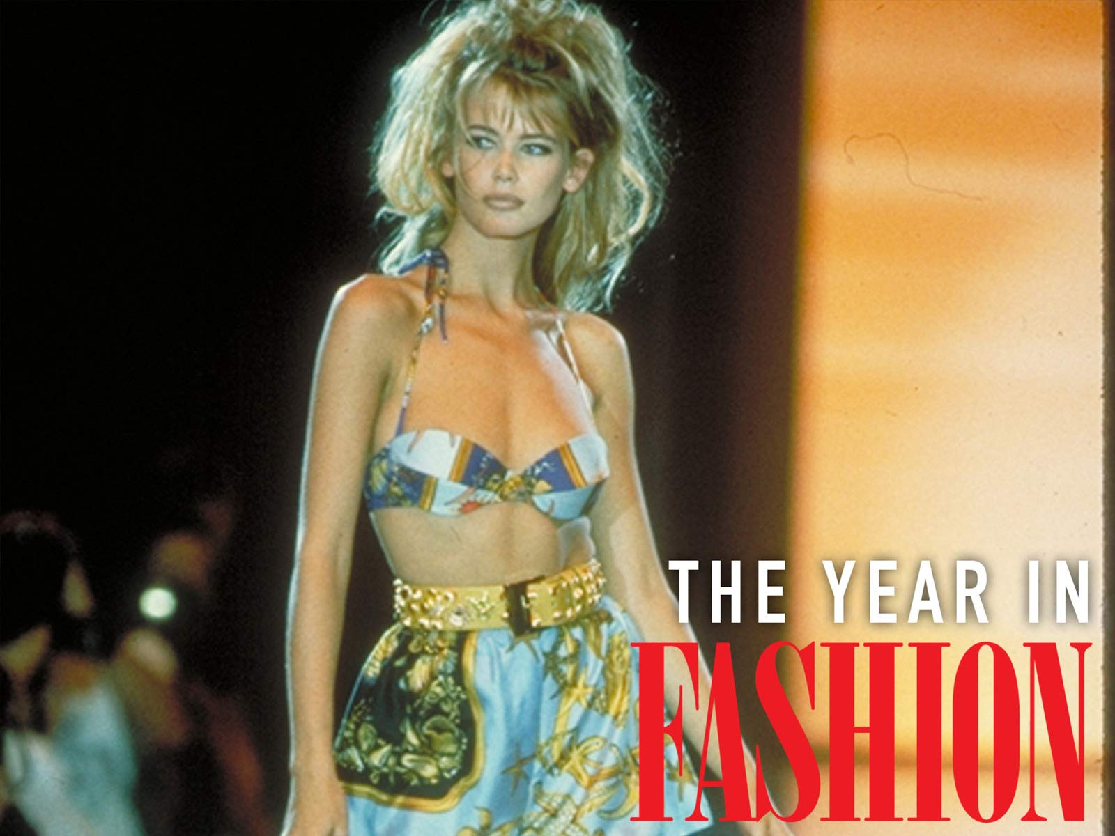 The Year In Fashion on Amazon Prime Video UK
