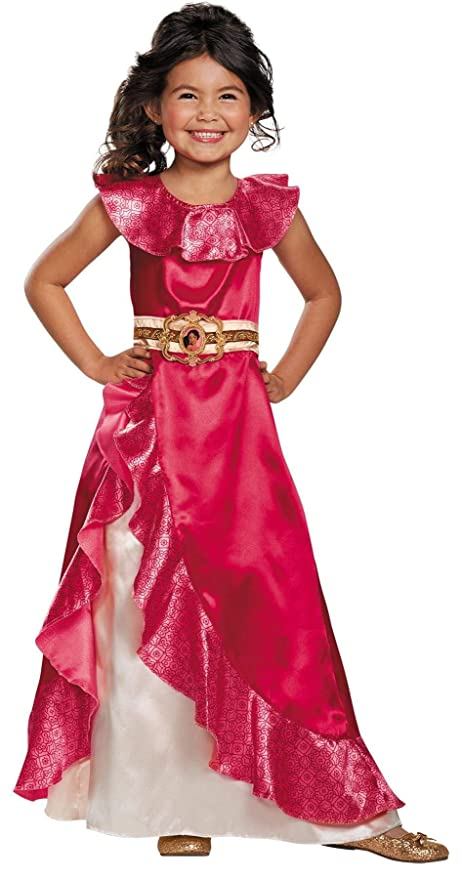 Elena Of Avalor 4t Cap Sleeve Disney Princess Dress For Girls