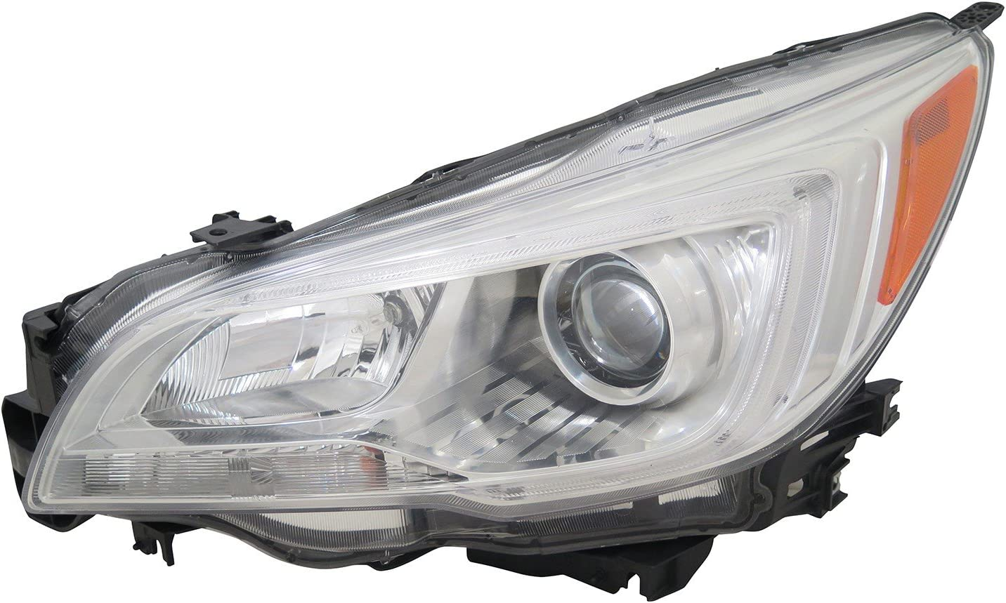 New Replacement Halogen Headlight Assembly RH FOR 2008-2010 DODGE CHALLENGER