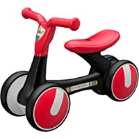Mini Balance Bike for Toddlers, Balance Bike, Ride On for Infant, Toddler, Preschool, Kids, Learning Toy, Kid's Birthday Present Idea, KindyWise, Lil Strider, Red Bike, Indoor, Outdoor …