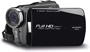 Bell+Howell DV3HD Touch Screen Full High Definition 1080p Digital Video Camcorder