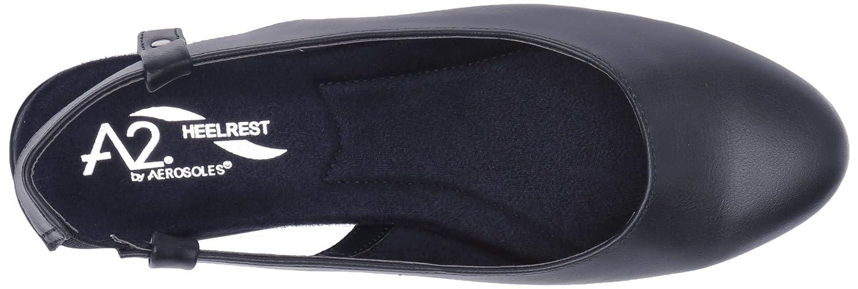 Aerosoles Pump A2 by Women's Track Pad Dress Pump Aerosoles B071L1QJCS 7.5 B(M) US|Navy b2b85d