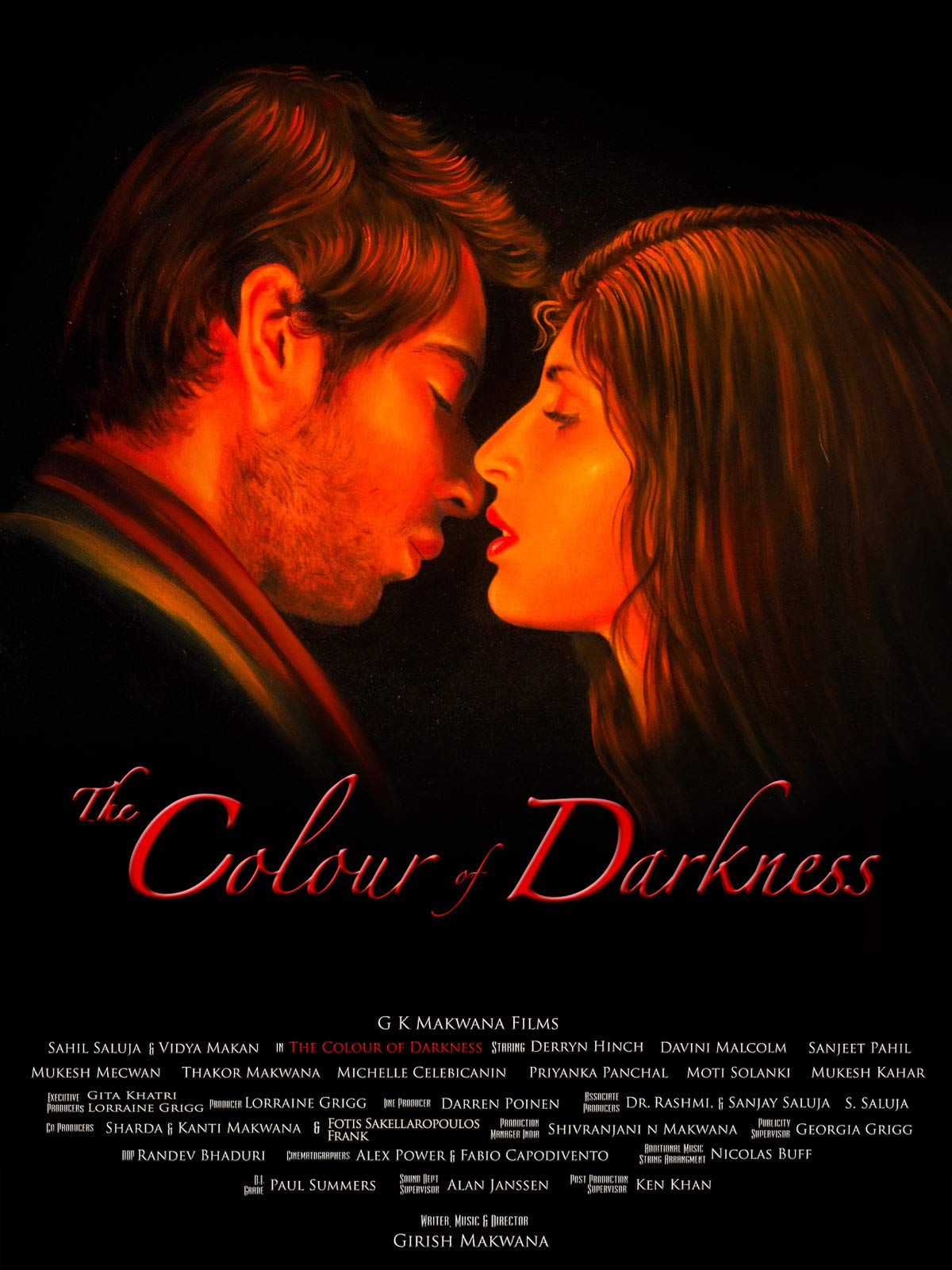 The Colour of Darkness on Amazon Prime Video UK