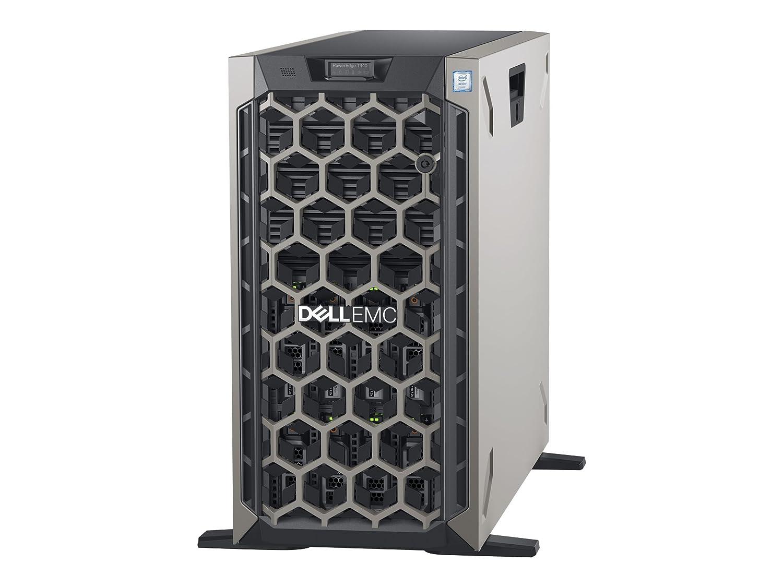 DELL PowerEdge T440 server 2, 1 GHz Intel® Xeon® 4110 Torre (5U) 495 W 1 GHz Intel® Xeon® 4110 Torre (5U) 495 W Dell Computers VTY3T