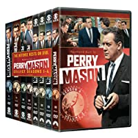 Perry Mason: Seasons 1-4 [Import]