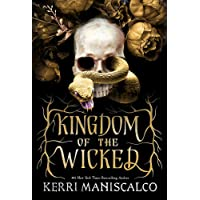 Kingdom of the Wicked: TikTok made me buy it! The addictive and darkly romantic fantasy