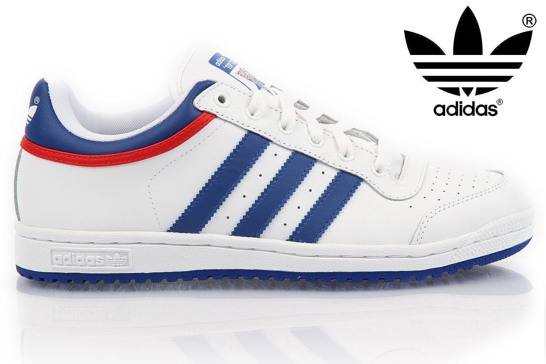 nuovo di zecca 33492 75b75 adidas TOP Ten 581051-44 - 10 Blanc: Amazon.co.uk: Shoes & Bags