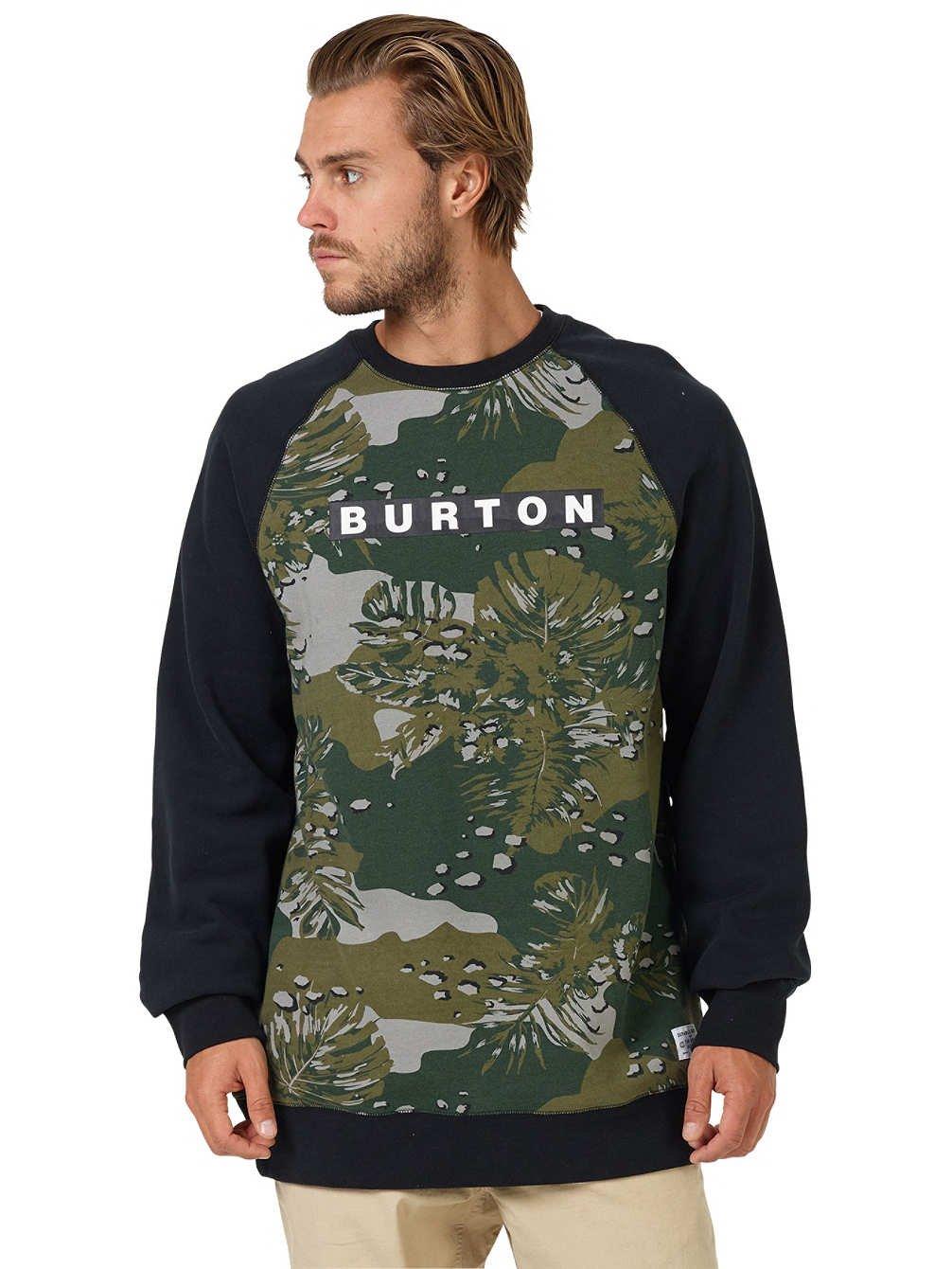 Burton Herren Vault Crew Sweatshirt