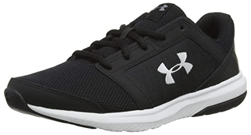newest a184b 3d6b2 Under Armour Unisex Kids  Ua Gs Unlimited Competition Running Shoes ,Black  (Black