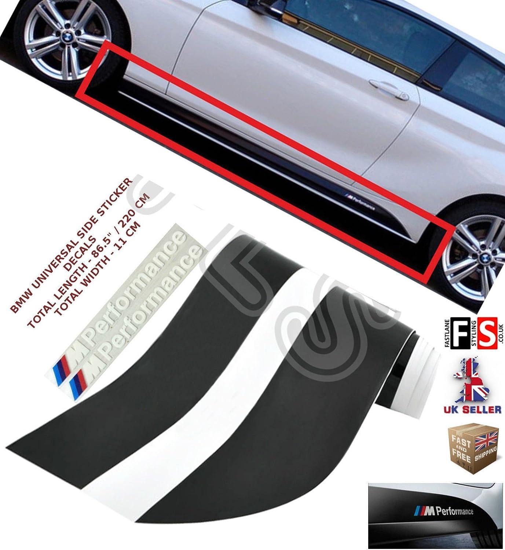 Seitenschweller Aufkleber Vinyl Grafik Auto