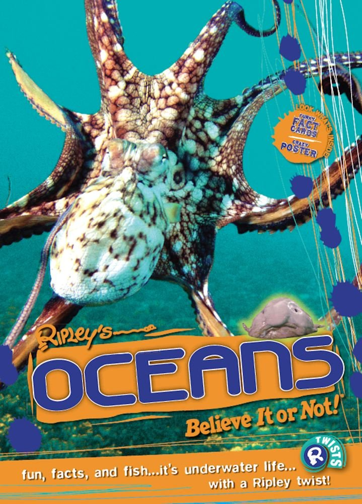 Ripley Twists: Oceans: Fun, Facts, and Fish… PDF Text fb2 ebook
