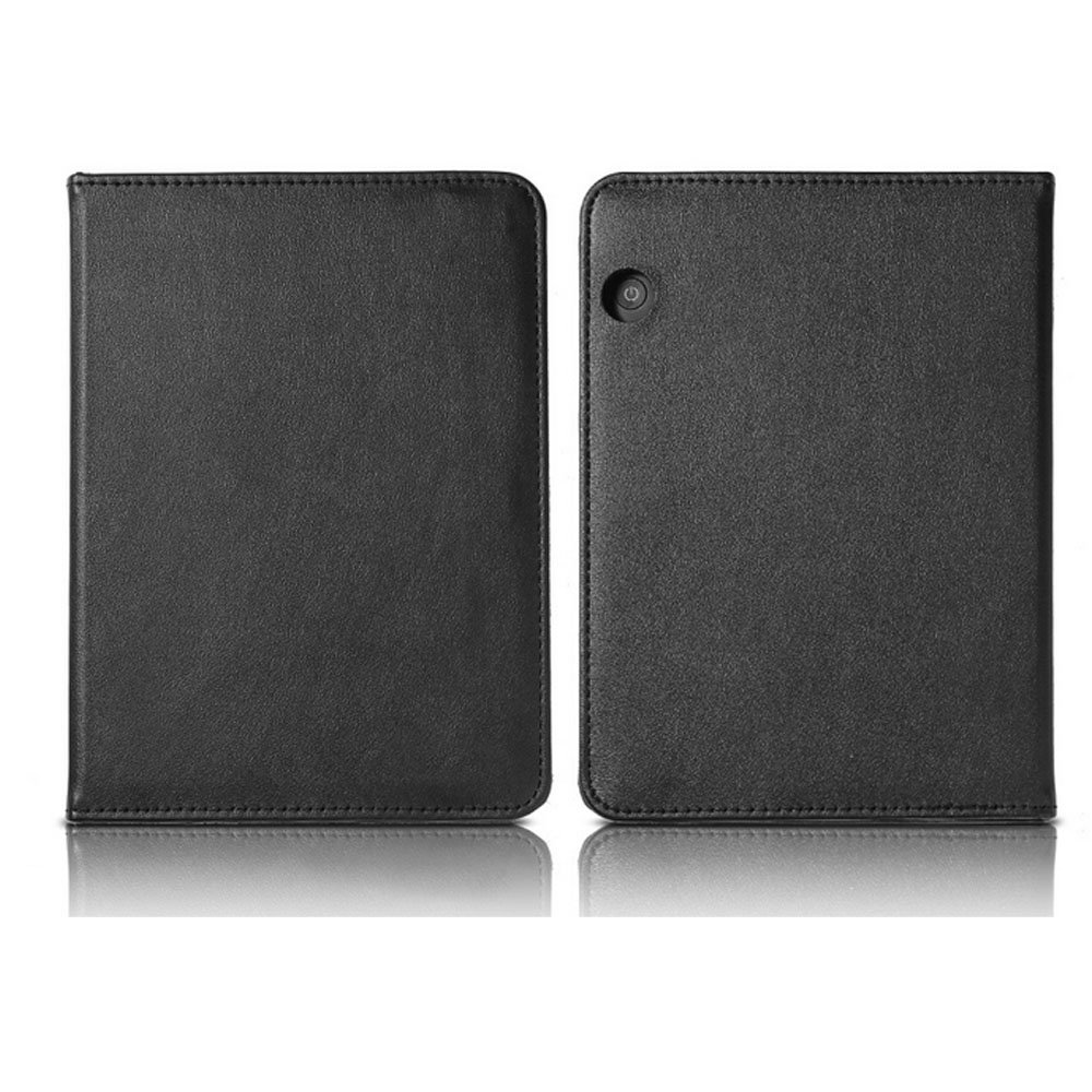 Eastlion Lightweight Durable Cover Case Business Man for Kindle Paperwhite1/2/3 Black