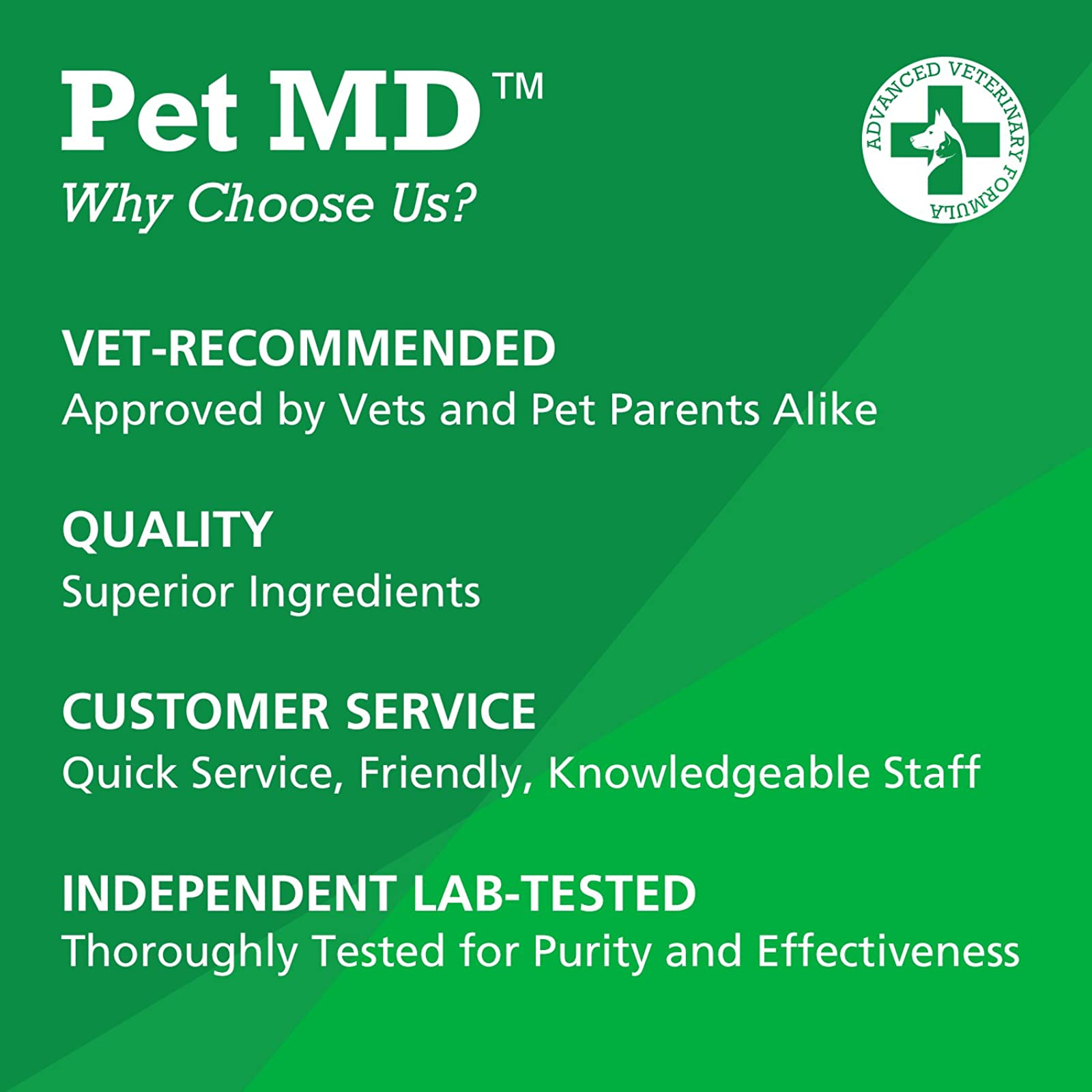 Pet MD - Canine Tabs Plus 365 Count - - 4
