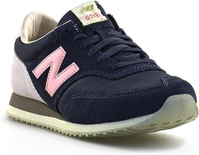 Por favor atravesar fenómeno  Amazon.com: Para mujer New Balance 620 Zapatillas, Azul, 10 B(M) US: Shoes