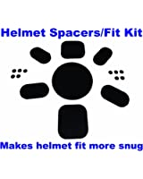 Aftermarket Upgrade Fit Kit Pads for Army Ach Mich Helmet Free Velcro