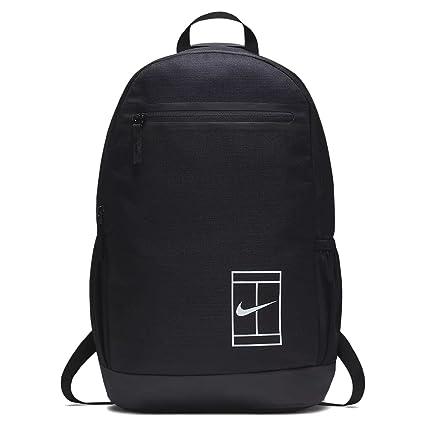 2279d4f1e1a2 Amazon.com  Nike Court Tennis Backpack (Black Black White