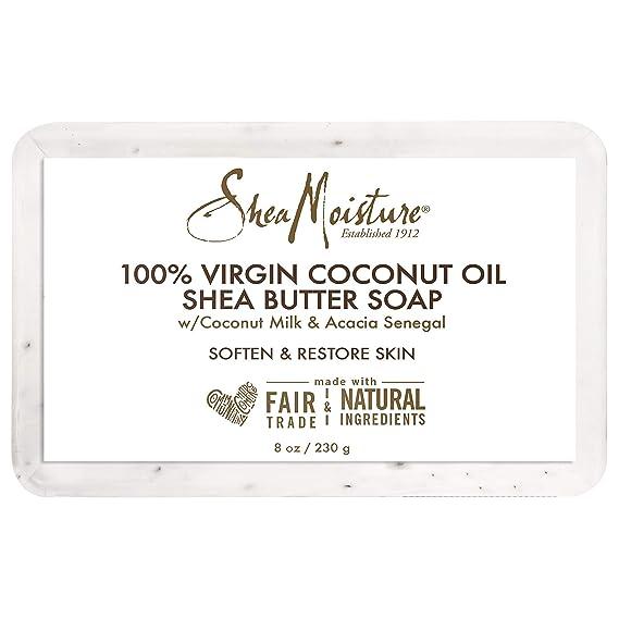 [SheaMoisture] Coconut Oil Shea Butter Soap