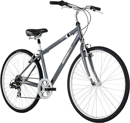 Amazon Com Diamondback Kalamar Lx Men S Sport Hybrid Bike 700c