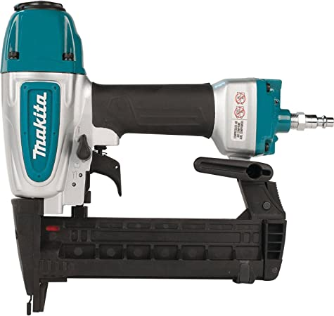 Makita AT638A 18ga 1//4-Inch Powerful Pneumatic Narrow Crown Stapler