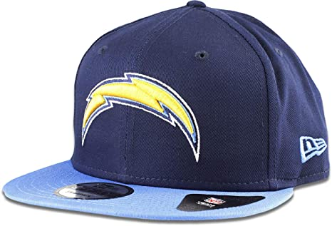 online store 82fa1 cf555 ... best new era los angeles chargers hat nfl navy powder blue 2tone 9fifty  snapback adjustable cap reduced ...
