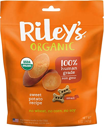 Riley S Organics Sweet Potato Bone, Small