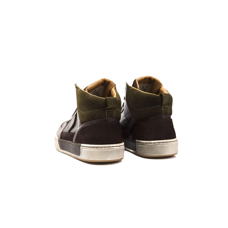 Pantofola D'Gold Herrenschuhe Froterico Mid aus echtem Leder Leder Leder 7e92b3