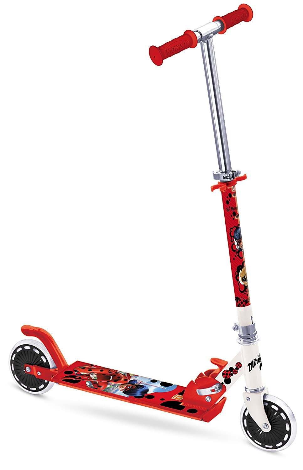 Amazon.com: Miraculous Ladybug Aluminium Scooter: Toys & Games