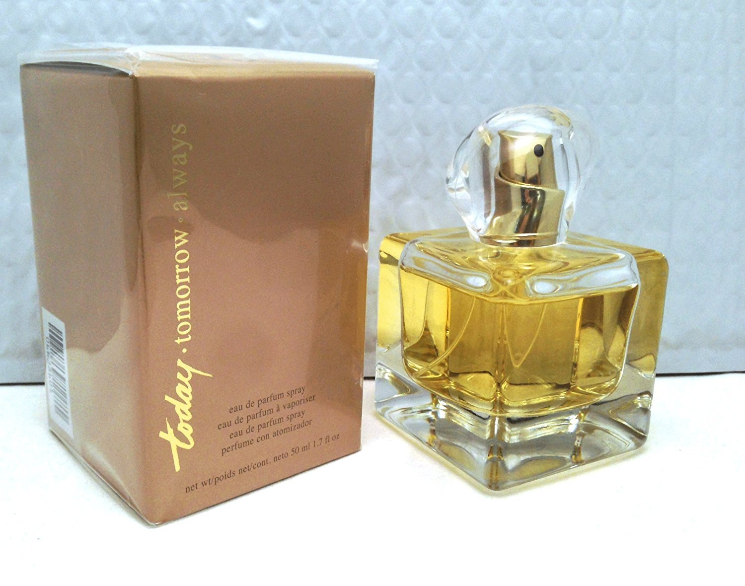 Amazoncom Today For Her Eau De Parfum Spray Today Tomorrow