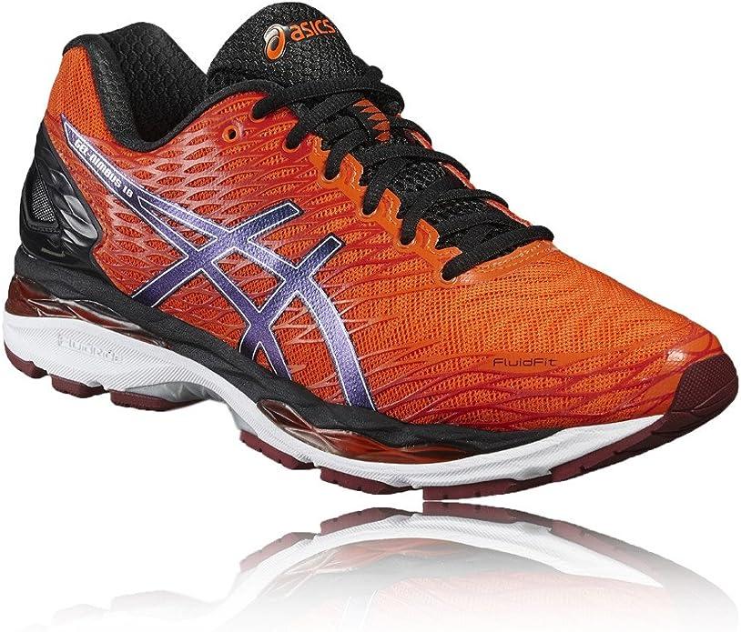 ASICS Gel-Nimbus 18, Zapatillas de Running para Hombre: Amazon.es: Zapatos y complementos