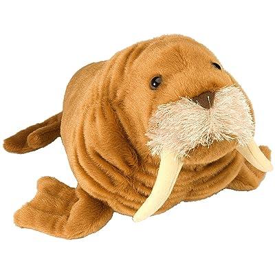 Wild Republic Walrus Stuffed Animal, 15-Inch: Home & Kitchen