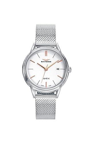 Reloj Suizo Sandoz Mujer 81356-07