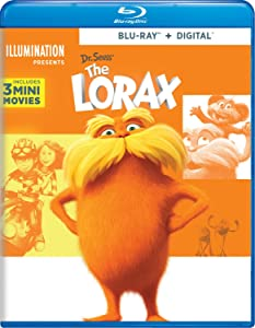 Dr. Seuss' The Lorax [Blu-ray]
