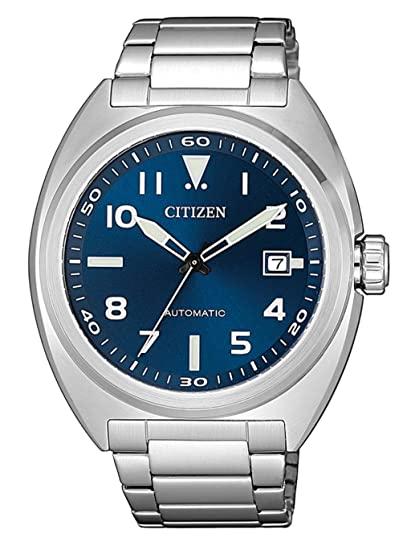 Citizen Sports NJ0100-89L - Reloj de Pulsera automático para Hombre: Amazon.es: Relojes
