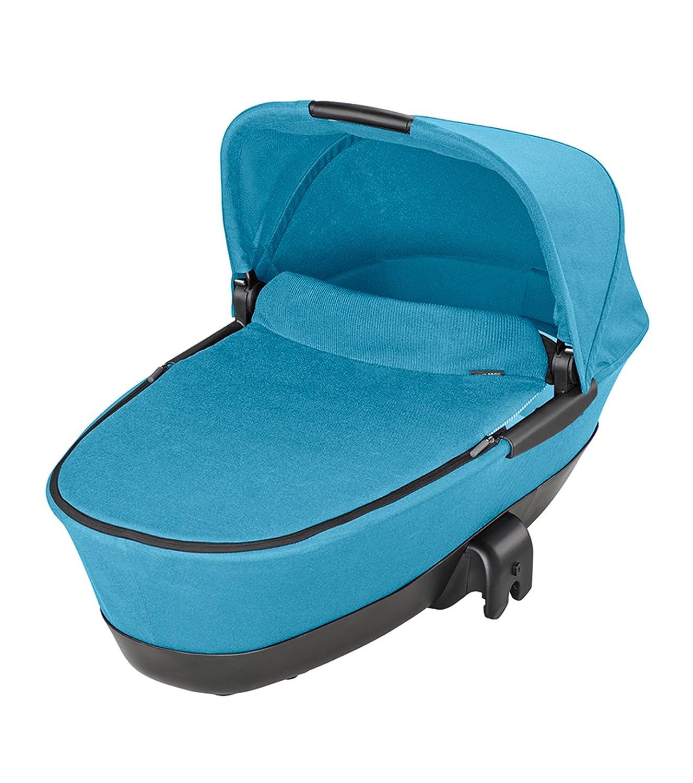 Mosaic Blue Maxi-Cosi Foldable Carrycot