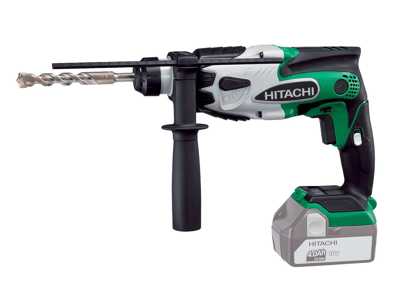 Hitachi DH 18DSL Basic Marteau Perforateur É lectrique sans fil 18 volts SDS-Plus DH18DSL/L4