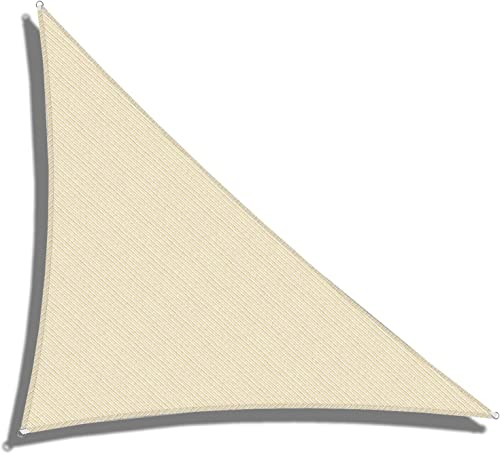 Coarbor 24'x24'x24' Triangle Sun Shade Sail