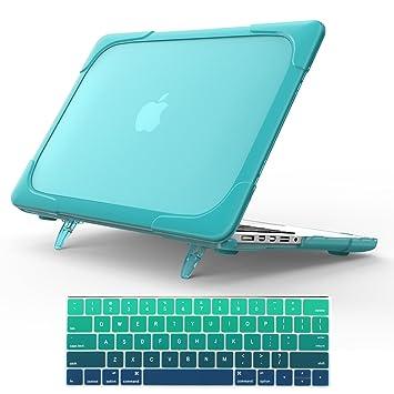 Estuche rígido para la MacBook Pro 15, StrongCase [Heavy ...