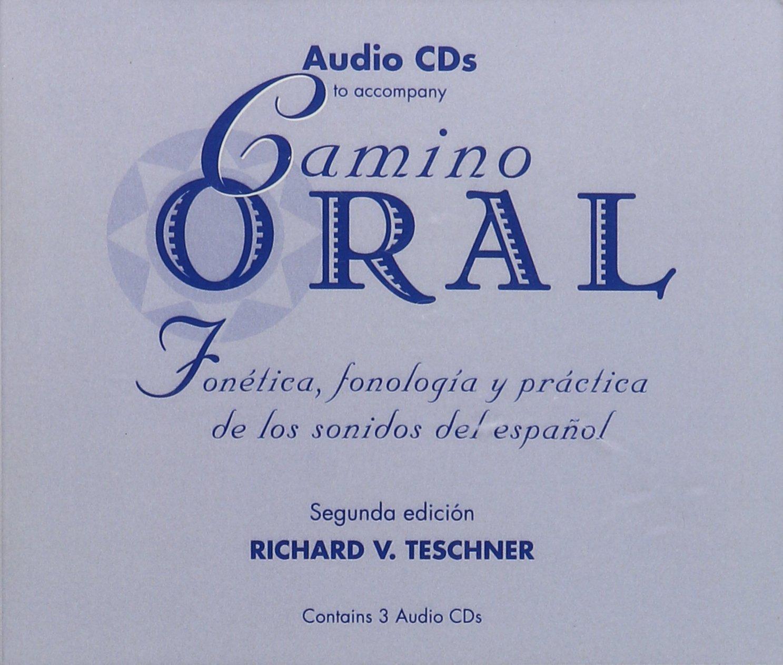 Audio CD Program to accompany Camino oral
