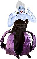 Child Sea Witch Octopus Costume Medium 8-10