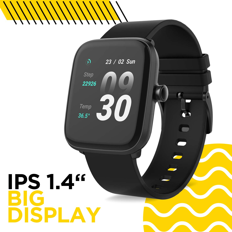 Flix S1 Smartwatch Best Price, Features, and Specs