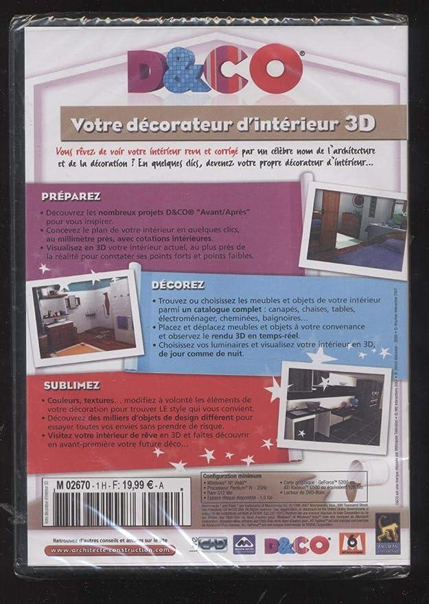 logiciel pc deco votre decorateur d interieur 3d