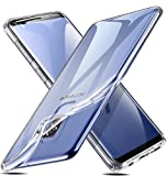 foto                       ESR Cover Samsung Galaxy S9 [Supporta la Ricarica Wireless], Custodia Trasparente Morbida TPU [Ultra Leggere e Chiaro] Silicone Ultra Sottile Case per Samsung Galaxy S9.