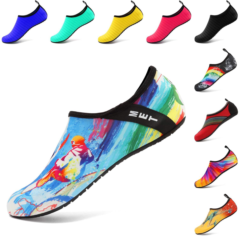 VIFUUR zapatos Para de Para hombre agua Aqua Yoga Para de mujer 19655 hombre 5e9244