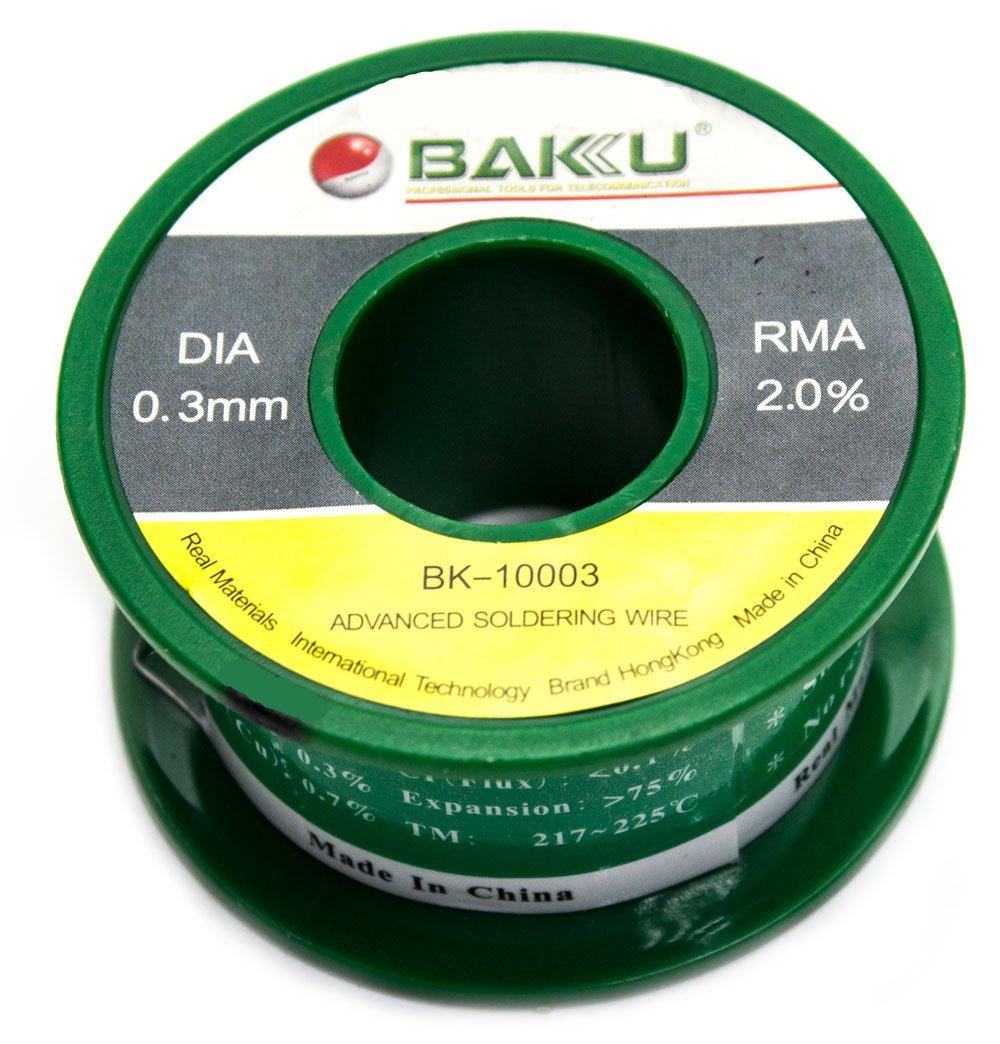 Esta/ño 0.3mm baku-10003 50g Infocoste