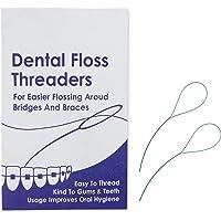 "Enhebradores de Hilo Dental ""Floss Threaders"" x 10"