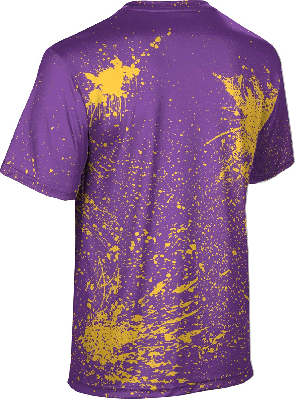 ProSphere Prairie View A/&M University Mens Performance T-Shirt Splatter